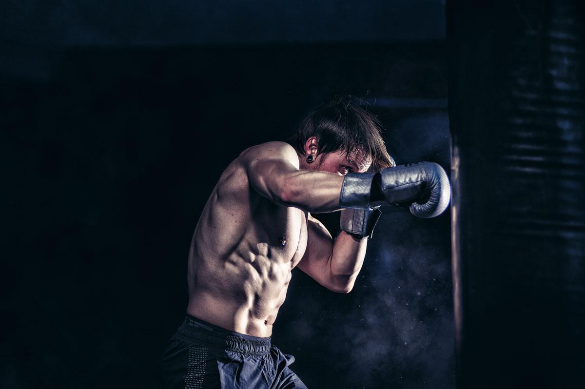 Секция бокса в спортивном клубе Non-Stop Краснодар