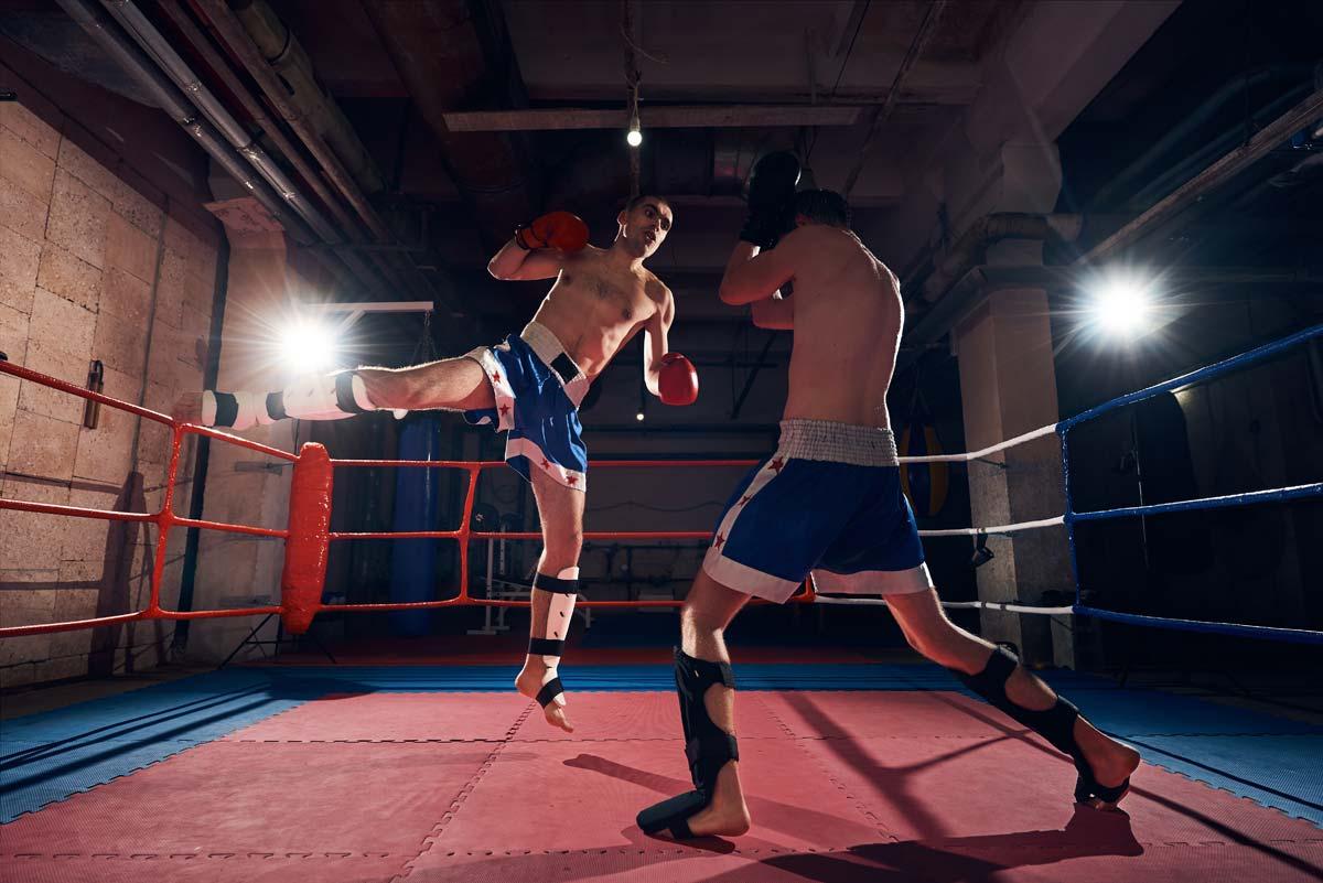 Секция кикбоксинга в в спортивном клубе Non-Stop Краснодар
