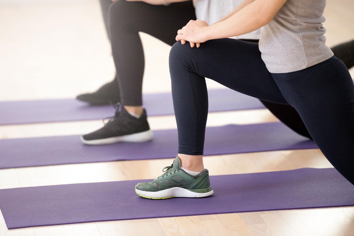 Стретчинг - система упражнений по растяжке мышц и связок.