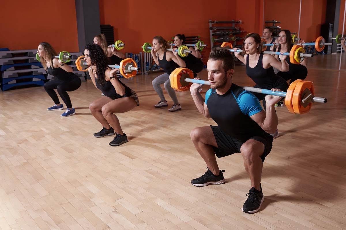 Hot Iron в фитнес-клубе Non-Stop Краснодар