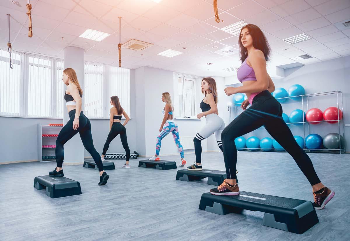 Интервальные тренировки в фитнес-клубе Non-Stop Краснодар