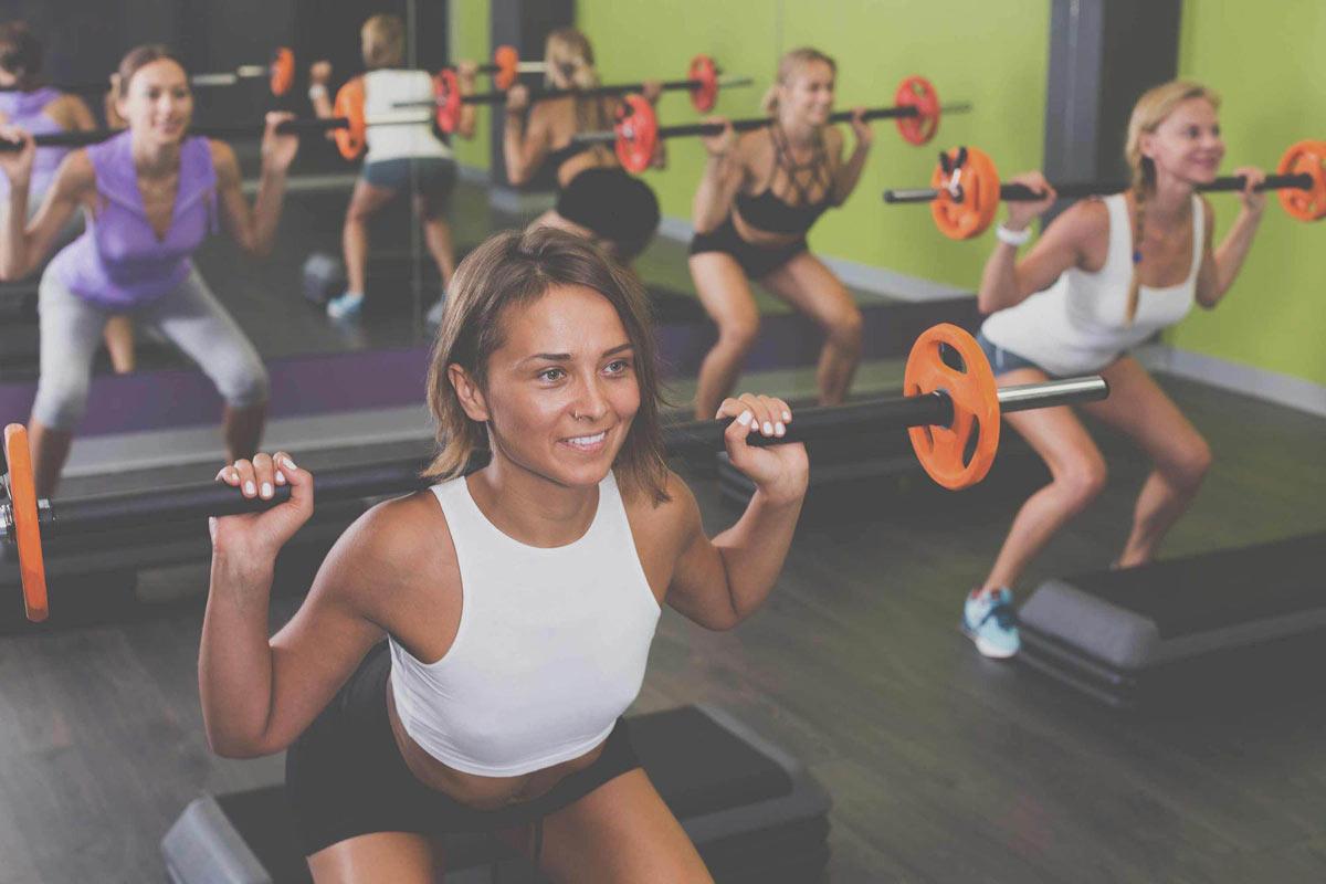 Записаться на Low Body в фитнес-клубе Non-Stop Краснодар