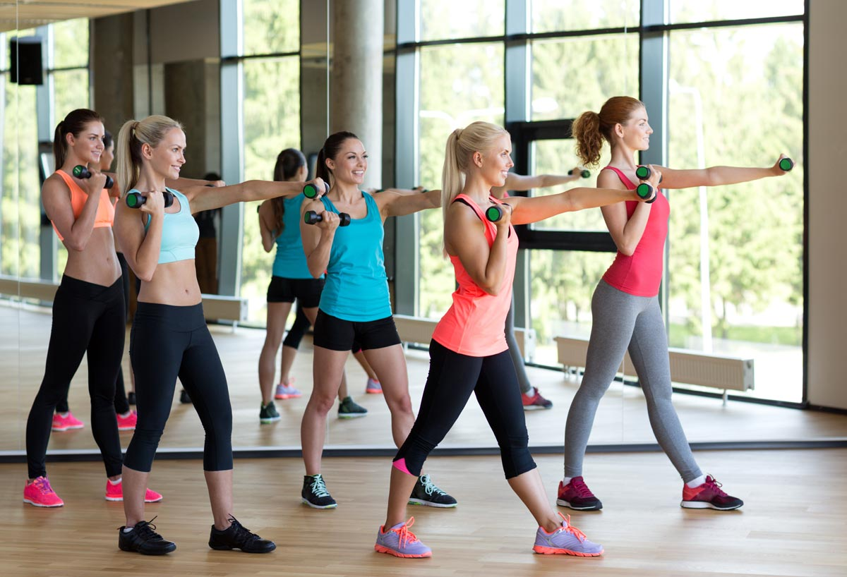 Записаться на Upper Body в фитнес-клубе Non-Stop Краснодар