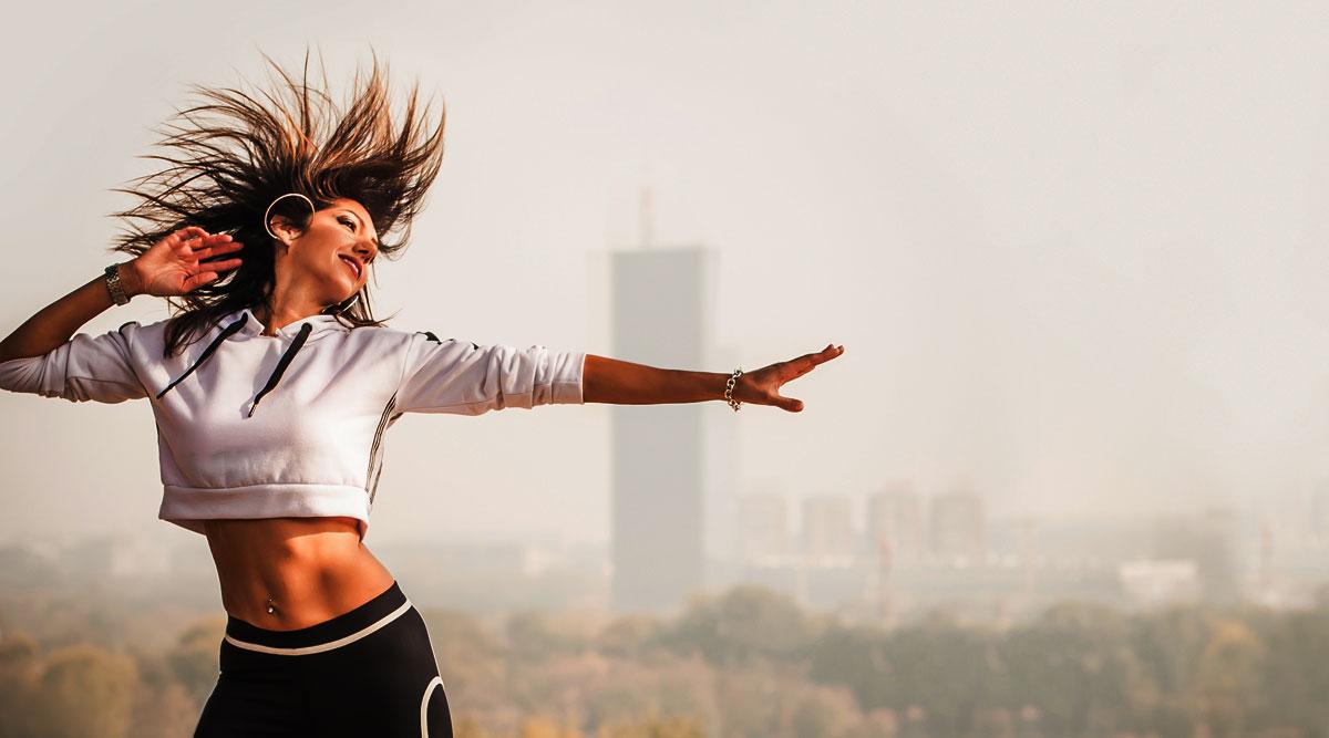 Записаться на зумбу в фитнес-клуб Non-Stop Краснодар